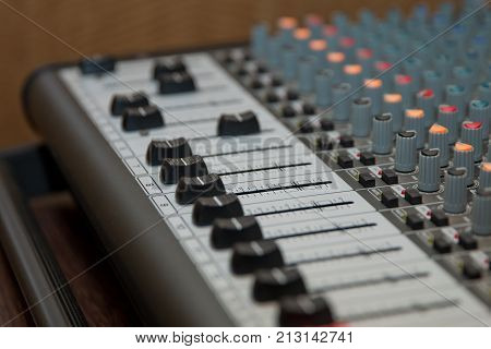 Sound Mixer Useful For Various Music And Sound Themes Image Of Musical Amplifier Sound Amplifier Or