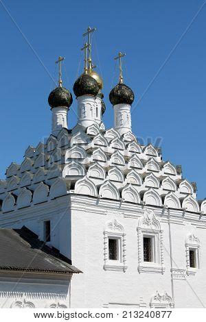 The Church of Nikola Posadsky (the Resurrection Church), Kolomna, Russia