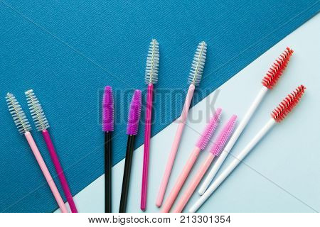 The Brush Lash, Comb, Help To Keep The Shape, Also Used In Eyelash Extension Application