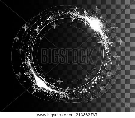 Glow Isolated White Transparent Effect, Lens Flare, Explosion, Glitter, Line, Sun Flash, Spark And S