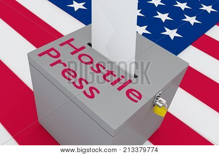 Hostile Press Concept