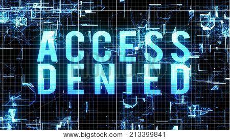 Volumetric Access Denied Image