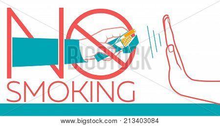 No Smoking Banner