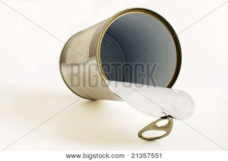 Empty can