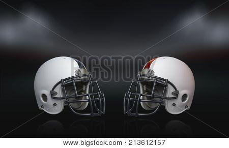 Superbowl Helmet