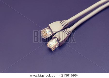 Computer Gray Wires