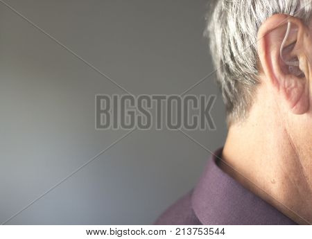 Digital Hearing Aid Ear
