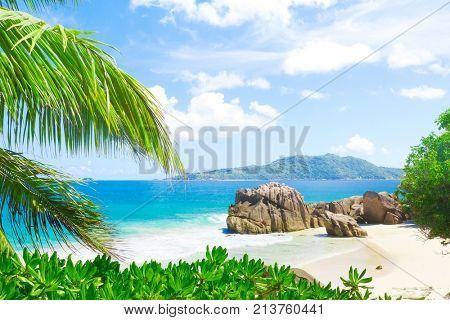 Exotic Paradise Getaway