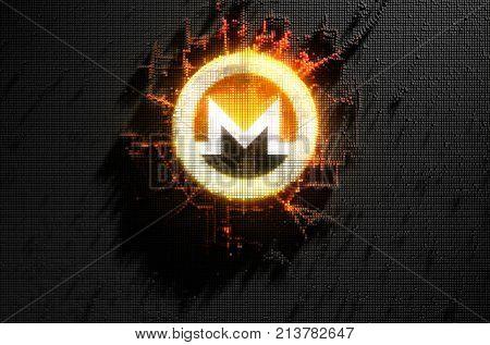Pixel Monero Concept