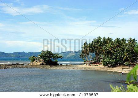 A coast
