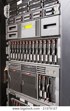Rack Mounted Servers