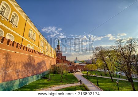 Kremlin - Red Square in Moscow, Russia