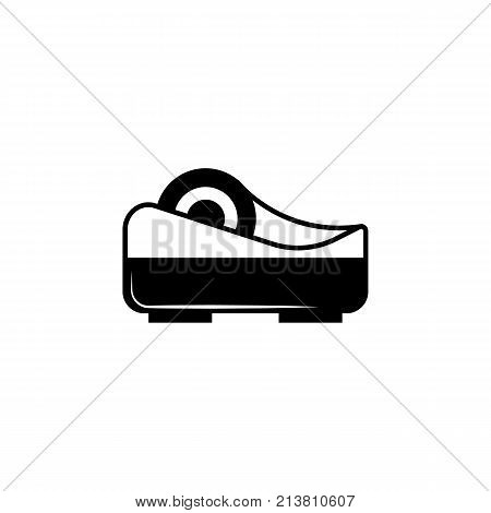adhesive-tape icon. Vector graduation Icon. Education academic degree. Premium quality graphic design. Signs outline symbols collection simple icon for websites web design mobile app on white background
