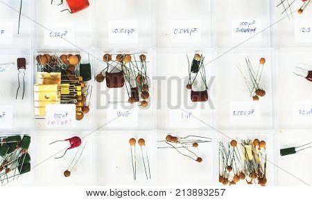 Ceramic capacitors tools