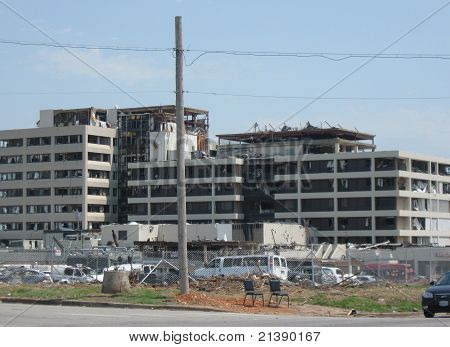 St. John's Hospital in Joplin Missouri