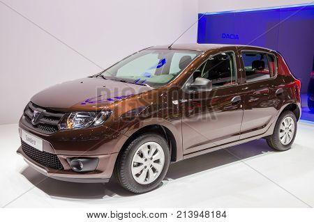 Dacia Sandero Car