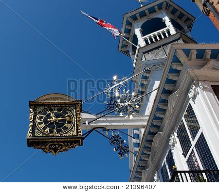 Clock - Guildford High Street