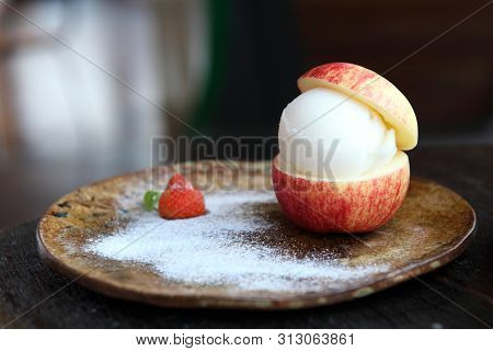 Apple Sherbet