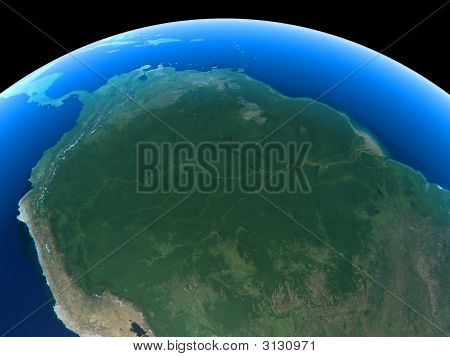 Planet Earth - The Amazon