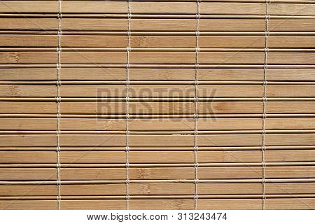 Bamboo Style Wood Blinds High Quality Texture