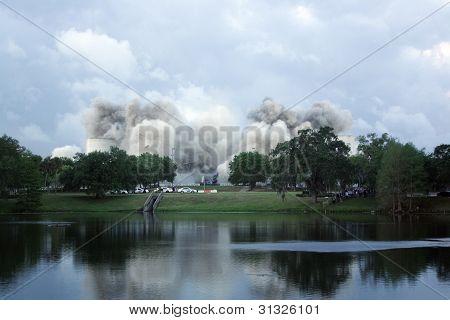 Orlando Amway Arena Implosion (5)