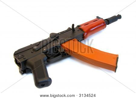 Automatic Rifle Ak-74U