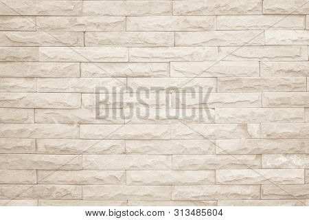 Cream And White Wall Texture Background.