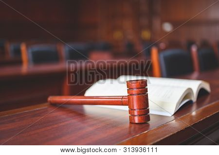 The Court Room Considered Cases Related To Various Cases.