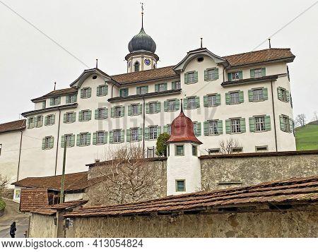 Former Franciscan Monastery Werthenstein (ehemaliges Franziskaner-kloster Werthenstein Oder Kloster