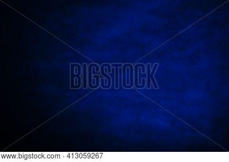 Dark, Blurry, Simple Background, Blue Abstract Background Gradient Blur.