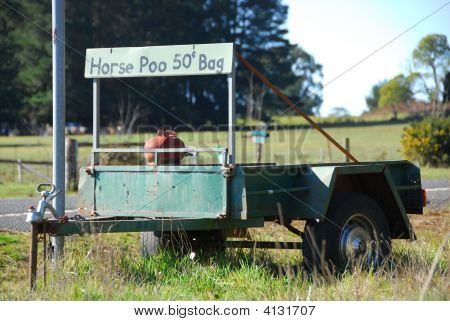 Horse Poo For Sale