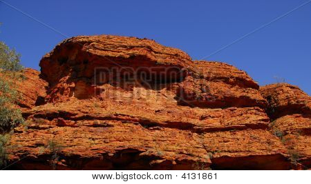 Red Rock Cliff