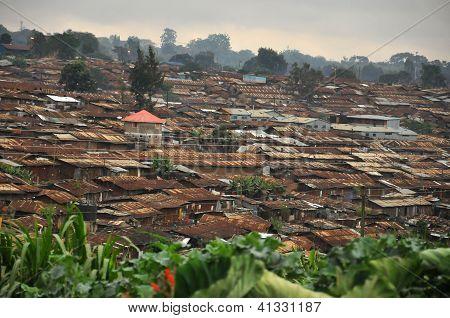 Nairobi slum