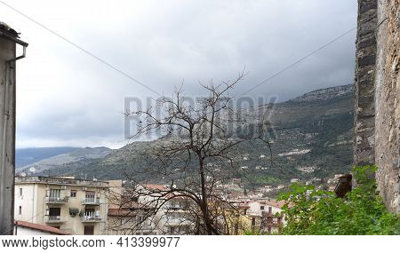 Itri Italy A Historic Town In The Region Of South Lazio