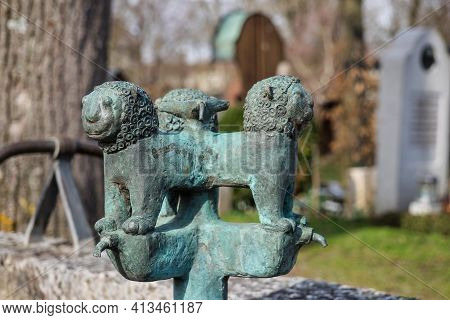 The Nordfriedhof, Northern Cemetery, With 34,000 Burial Plots, Is One Of The Largest Cemeteries In M