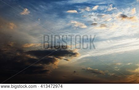 A Cloud Is An Accumulation At A Certain Height In The Troposphere Of Condensation Products Of Water