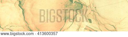 Fluid Art. Abstract Liquid Background. Acrylic Oil Design. Marble Effect. Fluid Art. Grunge Wave Wal
