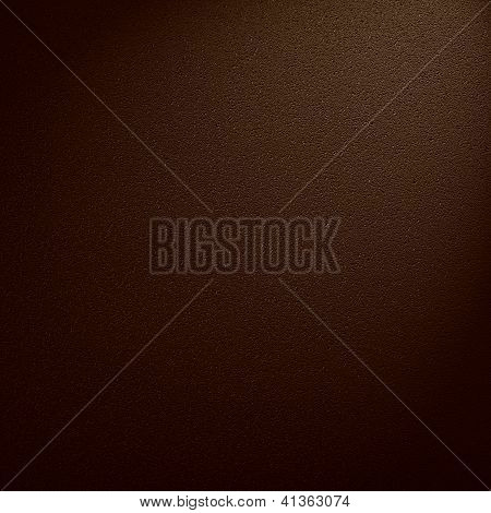 Brown Leather Background Or Texture