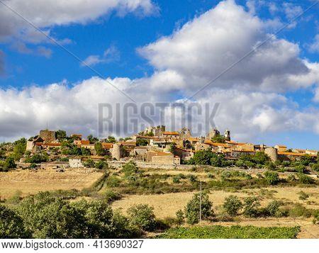 Historic Village Of Castelo Rodrigo, Portugal..