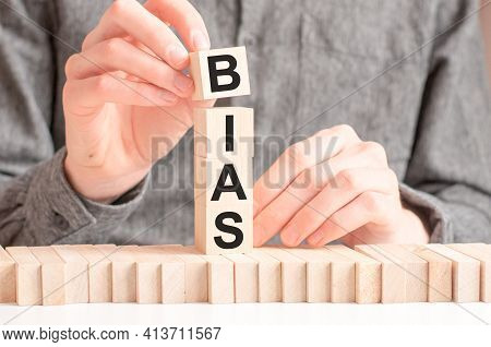 The Word Of Bias On Building Blocks Concept