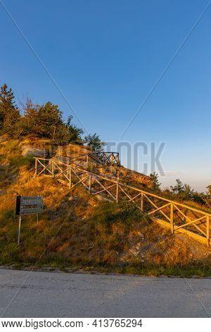 Passo della Braccina, National park Foreste Casentinesi, Monte Falterona, Campigna (Parco Nazionale delle Foreste Casentinesi, Monte Falterona e Campigna), Italy
