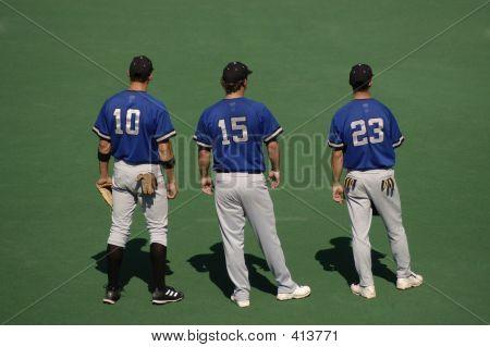 Sport Baseball-Spieler