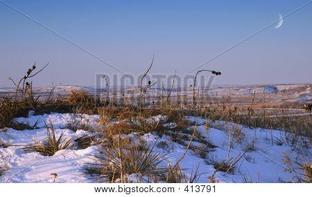 Saison Winter Schneewüste