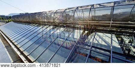 greenhouse high quality photo greenhouse
