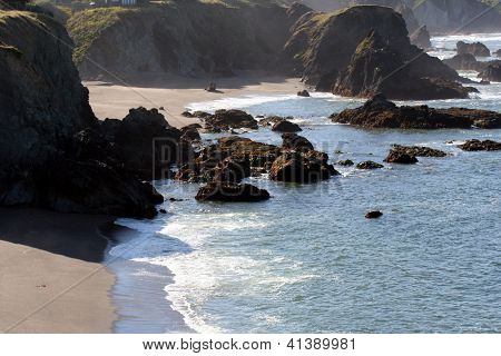 Secluded Beach
