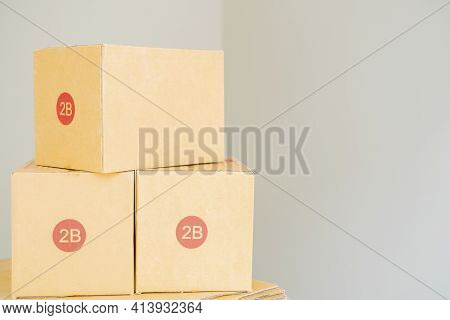 Box Package Product Packaging Design Express Postal Mockup Carrying For Sale Online To Order From Cu