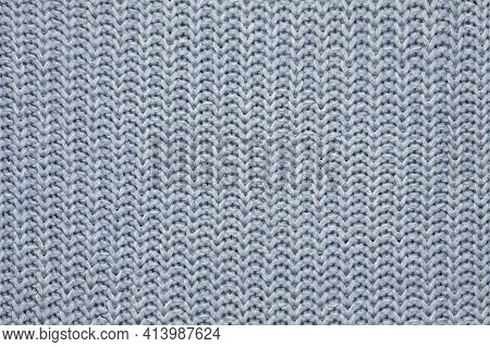 Woolen  Knitted Background, Texture Of A Knitted Scarf Or Sweater, Handmade Knit, Easter Background