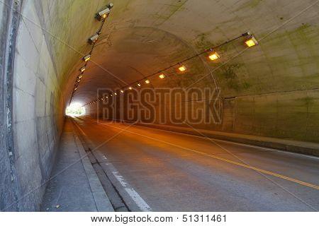 No vehicular tunnel