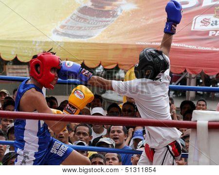 Boxing sports