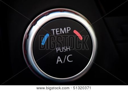 Automobile air conditioner